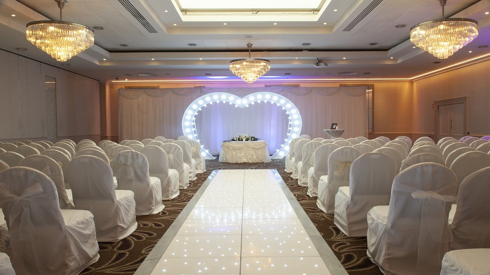 4 Weddings THW